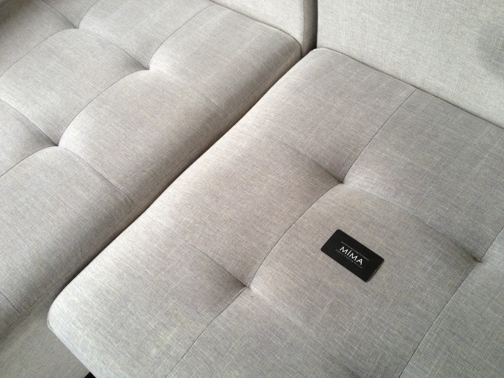 Eco Sectional Sofa Cleaning U2013 After